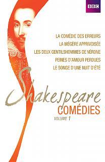 Shakespeare Com�dies - Volume 1