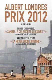 Albert Londres - Prix 2012