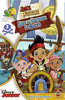 Jake et les Pirates du Pays Imaginaire - Jack à la rescousse de Bucky