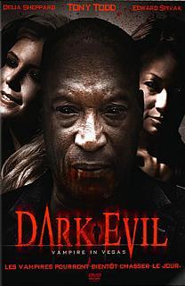 Dark evil affiche
