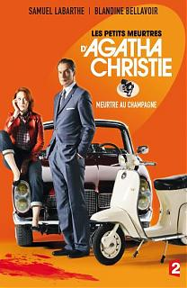 Les Petits Meurtres d'Agatha Christie : Meurtre au champagne
