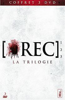 Rec - La trilogie
