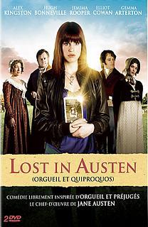 Lost in Austen (Orgueil et Quiproquos)