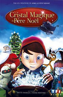 Le cristal magique du Père Noël