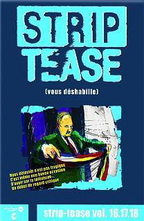 Strip Tease (Vous d�shabille) - Vol. 16,17 et 18
