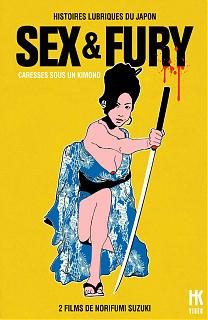Coffret Sex & Fury - Norifumi Suzuki