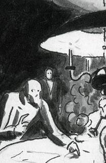 La Maison des morts
