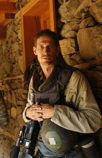 Which Way is the Front Line from Here ? The Life and Time of Tim Hetherington
