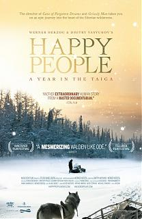 Happy People : A Year in the Taiga