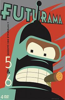 Futurama Saison 5 et 6