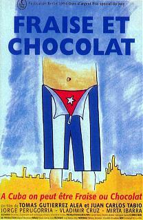 Fraise et chocolat