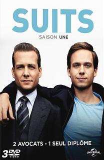 Suits - Saison 1