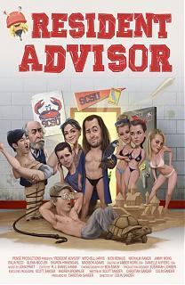 R.A. Resident Advisor