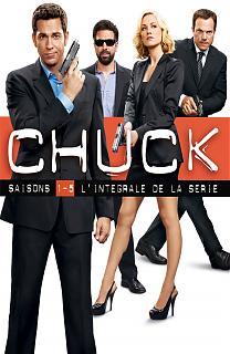 Chuck - L'Intégralité de la série (Saisons 1-5)