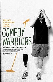 Comedy Warriors : Healing Through Humor
