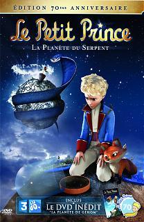 Le Petit Prince - La Planète du Serpent (Édition 70ème Anniversaire)