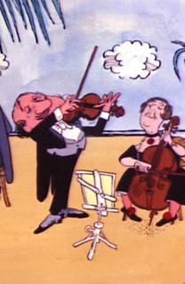 L'orchestre du Palm Court