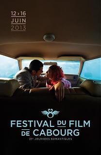 27ème Festival du Film Romantique de Cabourg 2013