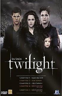 Twilight - L'Intégrale (Coffret 5 films)