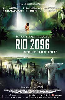 Rio 2096 : une histoire d'amour et de furie