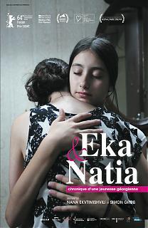 Eka & Natia, chronique d'une jeunesse géorgienne