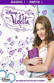 Violetta - Saison 1 (Partie 1)