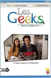 Les Geeks - Saison 1