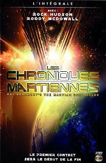 Chroniques Martiennes - L'Intégrale