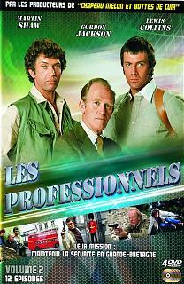 Les Professionnels - Saison 2
