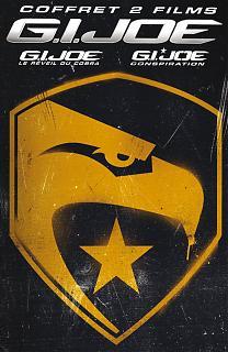 Coffret G.I. Joe : Le Réveil du Cobra + Conspiration