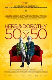 Herb and Dorothy 50X50