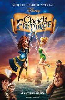Clochette et la F�e Pirate