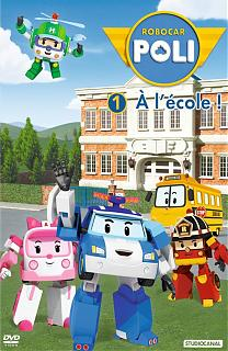 Robocar poli vol 1 l 39 cole film animation - Poli robocar en francais ...
