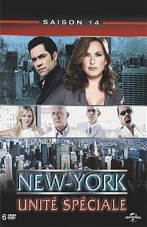 New York Unité Spéciale - Saison 14