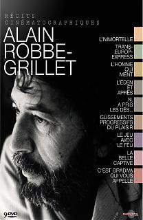 Alain Robbe-Grillet - Récits cinématographiques
