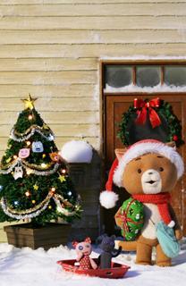 Le Noël de Komaneko