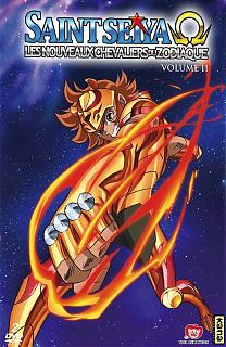 Saint Seiya Omega : Les nouveaux chevaliers du Zodiaque - Volume 2