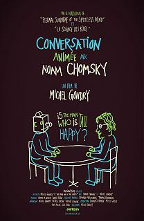 Conversation Anim�e avec Noam Chomsky