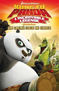 Kung Fu Panda - L'incroyable légende : Un sacré coco de croco