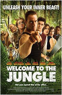 Welcome to the jungle