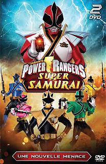Power rangers super samourai le film