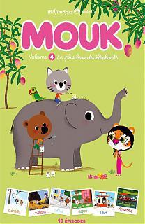 Mouk - Vol. 4 : Le plus beau des �l�phants