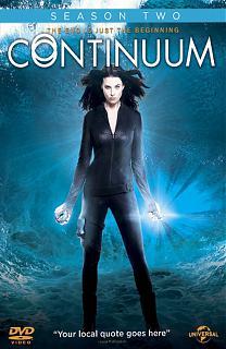 Continuum - Saison 2