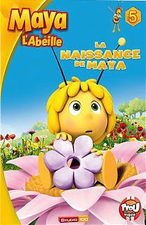 Maya l'abeille - La naissance de Maya