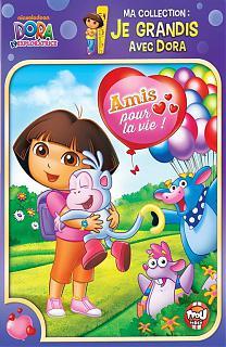 Je grandis avec Dora - Amis pour la vie