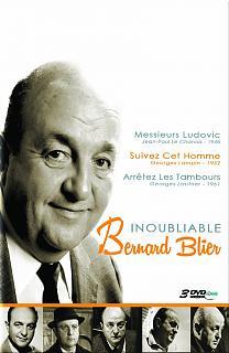 Coffret Inoubliable Bernard Blier