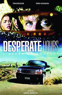 Desperate Hours : L'heure du courage