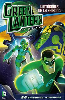 Green Lantern - Saison 1