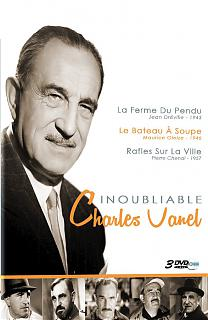 Coffret Inoubliable Charles Vanel