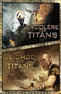Coffret Titans